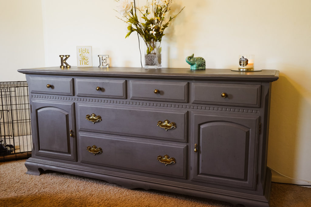 To Paint Your Dresser Without Sanding